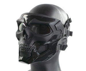 Cyber Assassin Mask