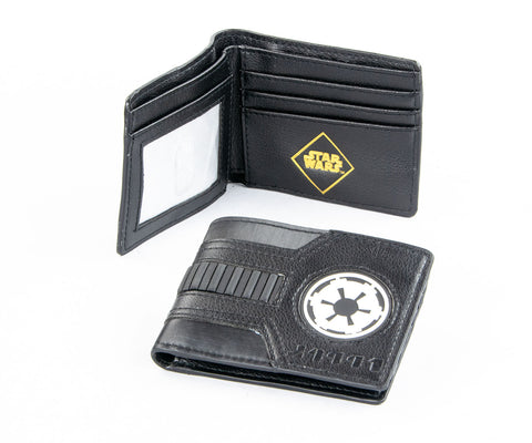 Trooper Black Wallet