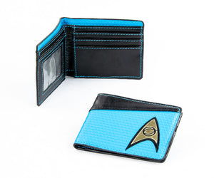 Blue Trek Wallet
