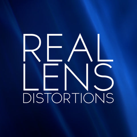 Real Lens Distortions