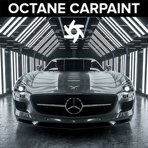 Octane Carpaint for Cinema 4D