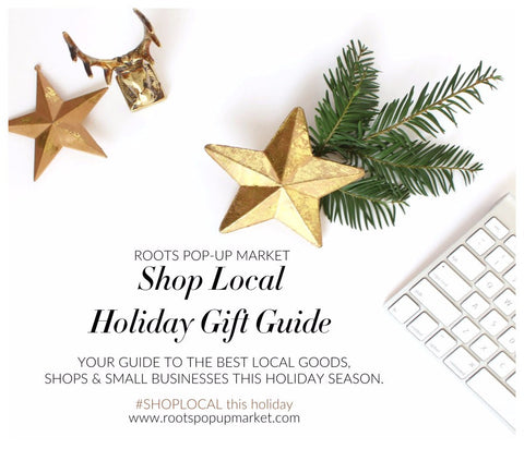 Keep It Local This Holiday Season