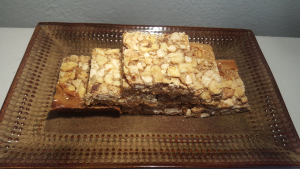 Banoffee Cookie Bar