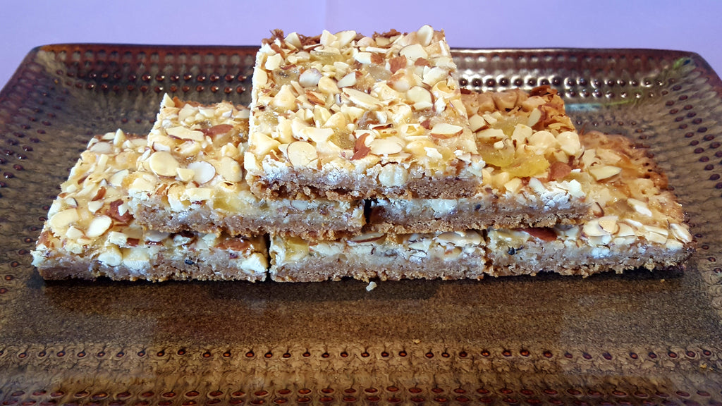 Pina Colada Cookie Bar
