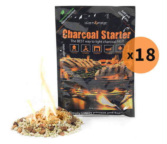 Charcoal Starter 18 Pack