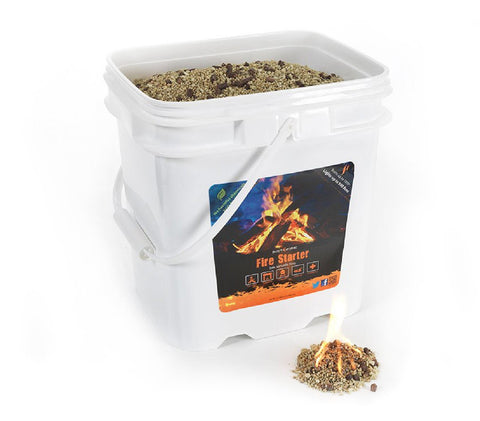 Fire Starter Gallon Bulk Buckets