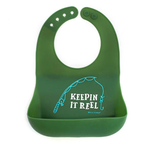 Wonder Bib - Keepin it Reel - Crunch Natural Parenting is where to buy