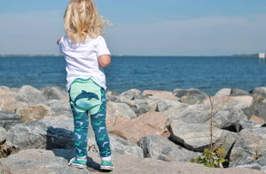Doodle Pants  Dolphin Leggings - Crunch Natural Parenting is where to buy