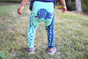 Doodle Pants Southwestern Armadillo Leggings - Crunch Natural Parenting is where to buy