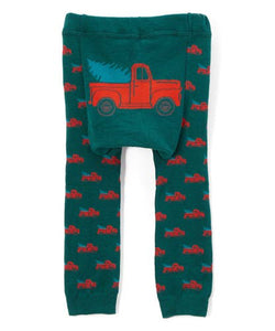 Doodle Pants Tree Truck Leggings - Crunch Natural Parenting is where to buy