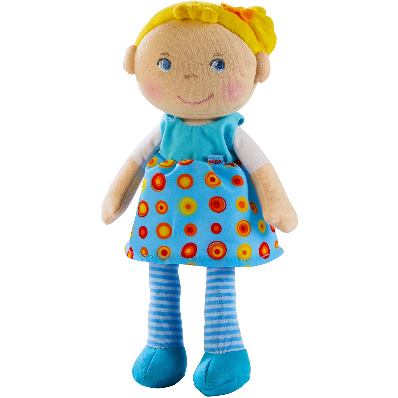 Haba Snug Up Doll Edda - Crunch Natural Parenting is where to buy