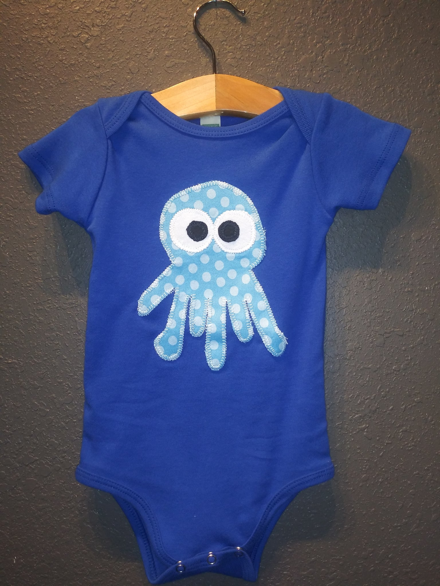 Octopus Onesie - Crunch Natural Parenting is where to buy
