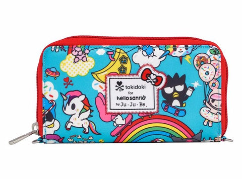 Ju-Ju-Be x Tokidoki x Hello Kitty -  Rainbow Dreams - Crunch Natural Parenting is where to buy