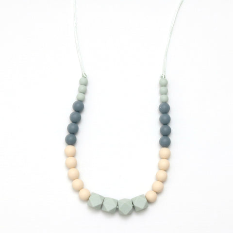 Getting Sew Crafty - Silicone Teething Necklace Teether - Crunch Natural Parenting is where to buy
