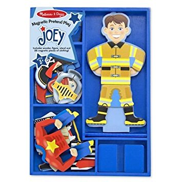 Joey Magnetic Dress-Up Set - Crunch Natural Parenting is where to buy