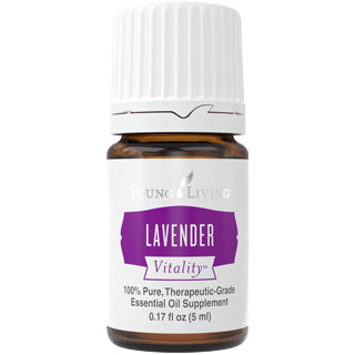 Lavender Vitality Oil - Crunch Natural Parenting is where to buy