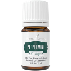 Peppermint Vitality Oil - Crunch Natural Parenting is where to buy