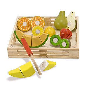 Cutting Fruit - Wooden Play Food - Crunch Natural Parenting is where to buy