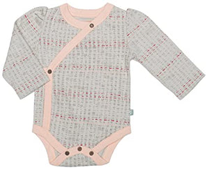 Finn+Emma Long Sleeve Scribble Print Bodysuit - Crunch Natural Parenting is where to buy