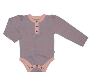 Finn+Emma Long Sleeve Dream Catcher Bodysuit - Crunch Natural Parenting is where to buy