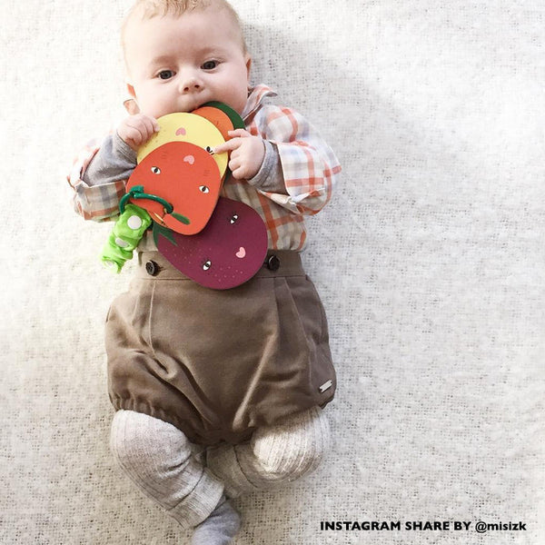 I Spy Fruit and Veggie Stroller Cards by Wee Gallery - Crunch Natural Parenting is where to buy