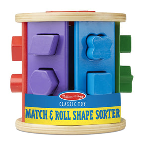 Match & Roll Shape Sorter - Crunch Natural Parenting is where to buy