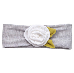 MudPie Flower Headwrap - Crunch Natural Parenting is where to buy