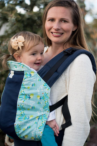 Toddler Size/Plus Straps Kinderpack Carrier - Soar with Koolnit - Crunch Natural Parenting is where to buy