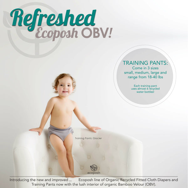 Ecoposh OBV Training Pants - Boysenberry - Crunch Natural Parenting is where to buy