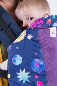 Infant Size/Standard Straps Kinderpack Carrier - Orbit with Koolnit - Crunch Natural Parenting is where to buy
