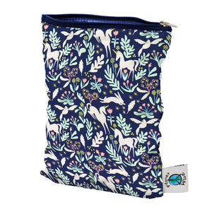 PlanetWise Wet Bag - Enchanted Unicorn - Crunch Natural Parenting is where to buy