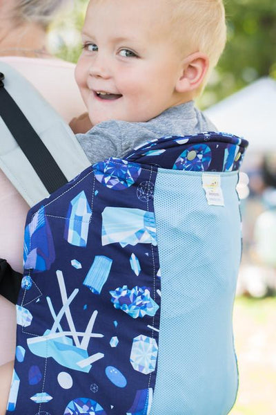 Infant Size Kinderpack Carrier - In The Rough - Crunch Natural Parenting is where to buy