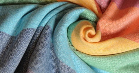 Girasol Light Rainbow Ring Sling