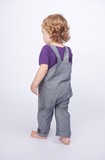 Flatbrush Overall Chambray - Crunch Natural Parenting is where to buy