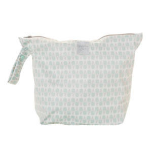 GroVia + June & January Wet Bag - Mint Ice Cream - Crunch Natural Parenting is where to buy