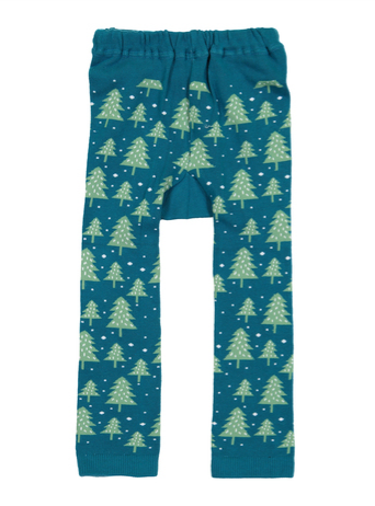 Doodle Pants Winter Fox Leggings - Crunch Natural Parenting is where to buy