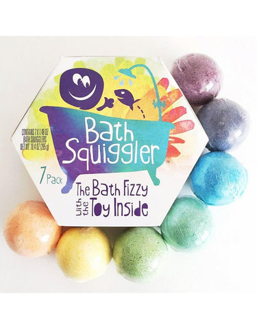 Bath Squigglers - 7 Pack - Crunch Natural Parenting is where to buy