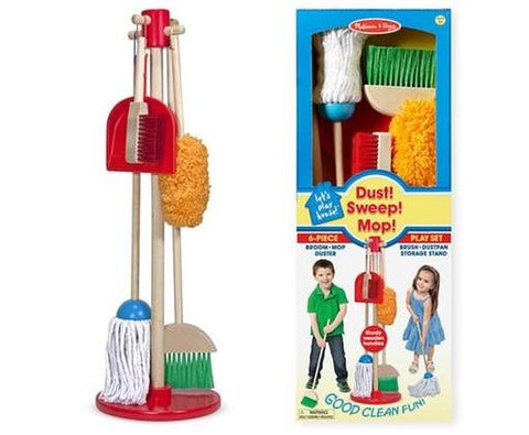 Let's Play House! Dust, Sweep & Mop - Crunch Natural Parenting is where to buy