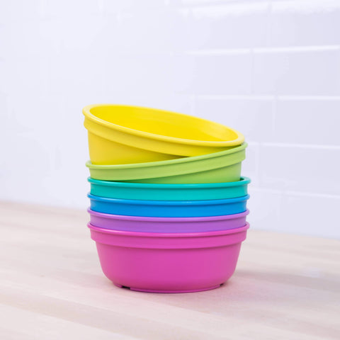 Re-Play Toddler Tableware - Bowls