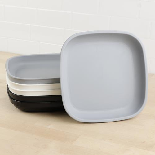 Re-Play Toddler Tableware - Monochrome Plates - Crunch Natural Parenting is where to buy