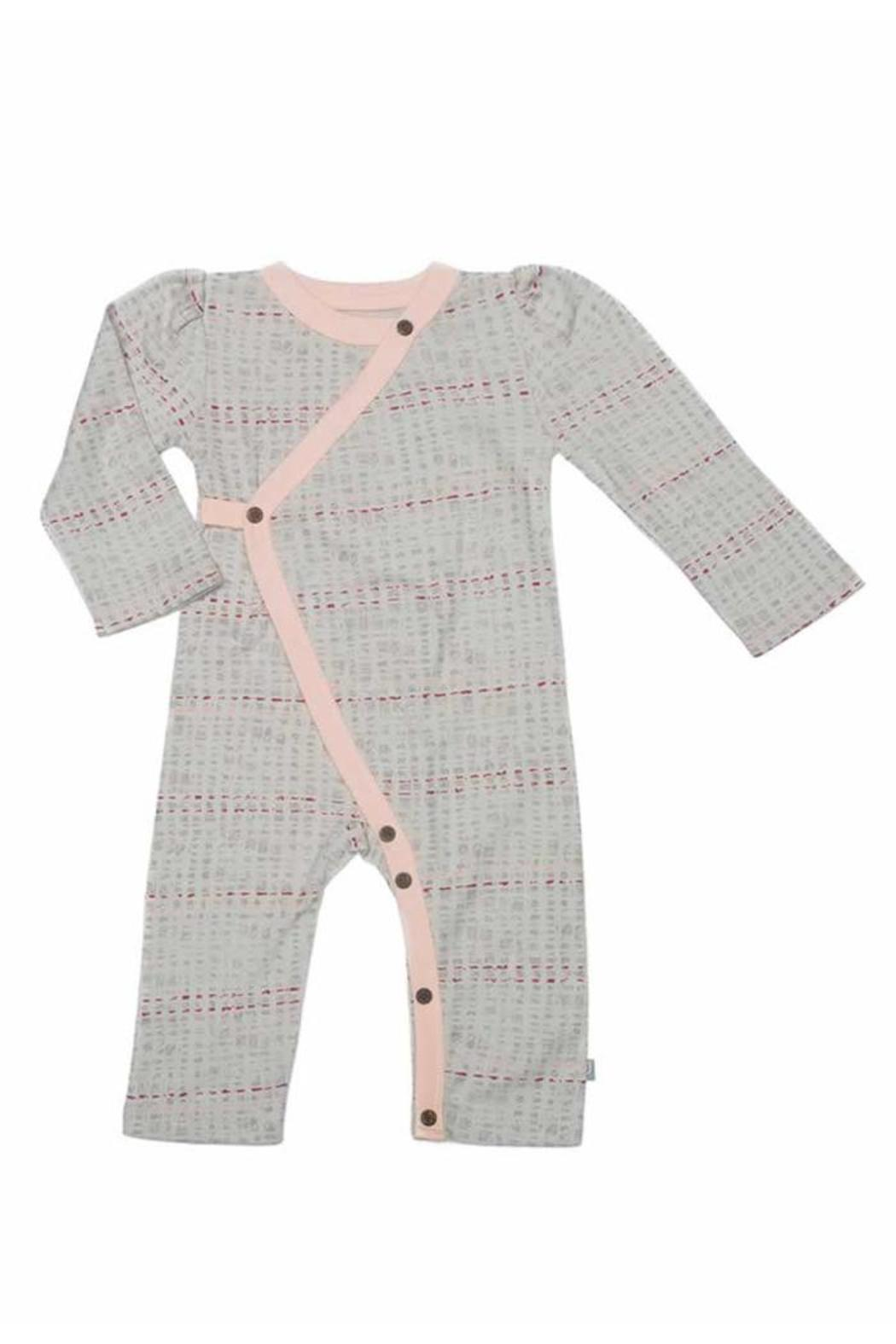 Finn+Emma Scribble Print Coverall - Crunch Natural Parenting is where to buy
