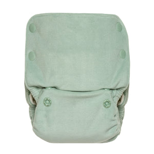 GroVia Buttah All In One Diaper - Glacier - Crunch Natural Parenting is where to buy