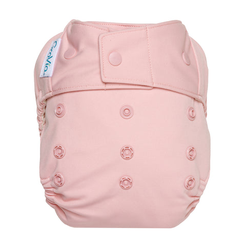 Crane Diaper Shell with Snaps - Crunch Natural Parenting is where to buy