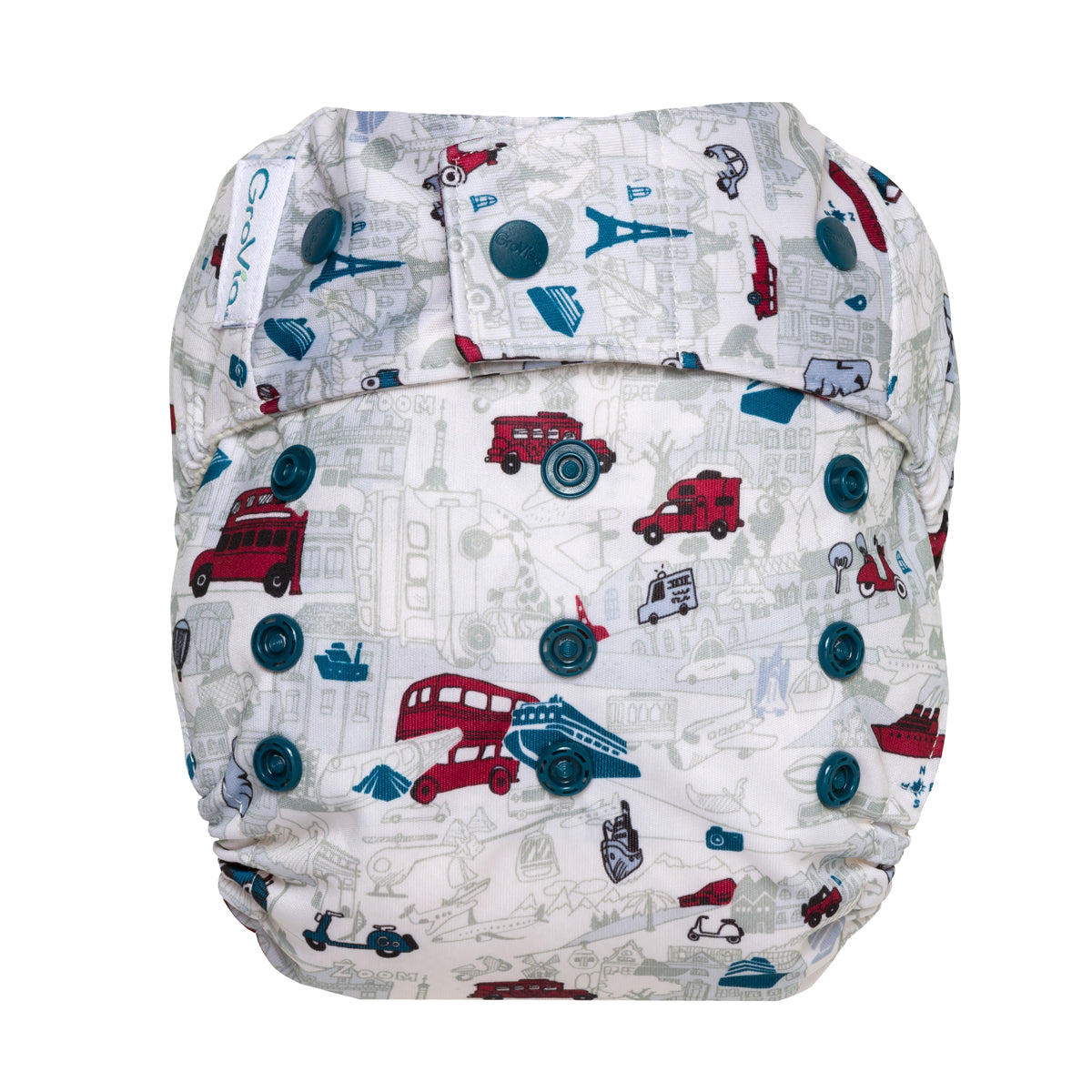 Have Baby Will Travel Diaper Shell with Snaps - Crunch Natural Parenting is where to buy