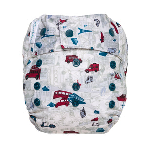 NEW! GroVia Shell with Snaps - Have Baby Will Travel