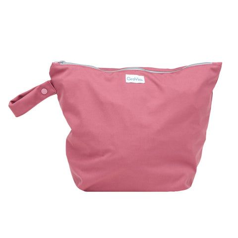 GroVia Wet Bag - Petal - Crunch Natural Parenting is where to buy