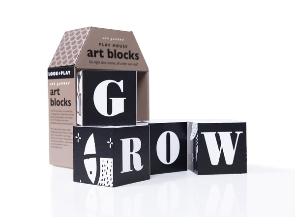 Play House Art Blocks - Grow - Crunch Natural Parenting is where to buy