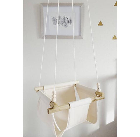 Artisan Infant and Toddler Swings - Crunch Natural Parenting is where to buy