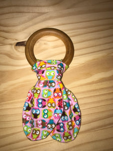 Organic Maplewood Ring teether - Crunch Natural Parenting is where to buy