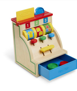 Melissa and Doug Spin and Swipe Cash Register - Crunch Natural Parenting is where to buy